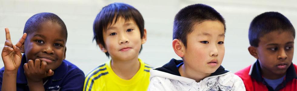 École Les-Enfants-du-Monde